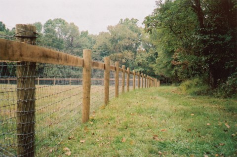 Wire Fence - Frontier Fence, Inc