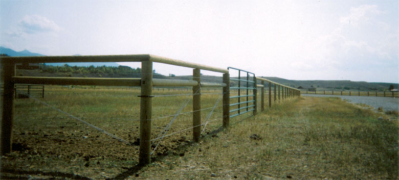 Wire Fence Frontier Fence Inc