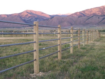 Frontier Horse Rail Frontier Fence Inc